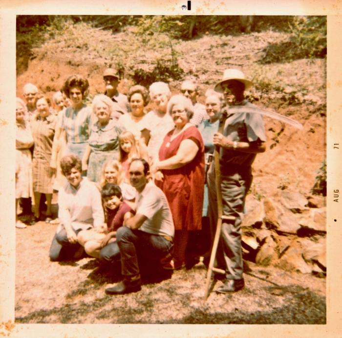 Scan 2 3 - Mountain Memories: A Return to Franklin, North Carolina