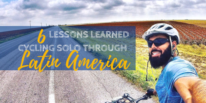 Lessons Learned cycling solo through - Adrian Marziliano's Transcontinental Bike Ride for Hope