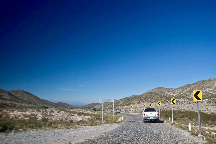open road - Transcontinental: An Epic Drive to Canada from Mexico