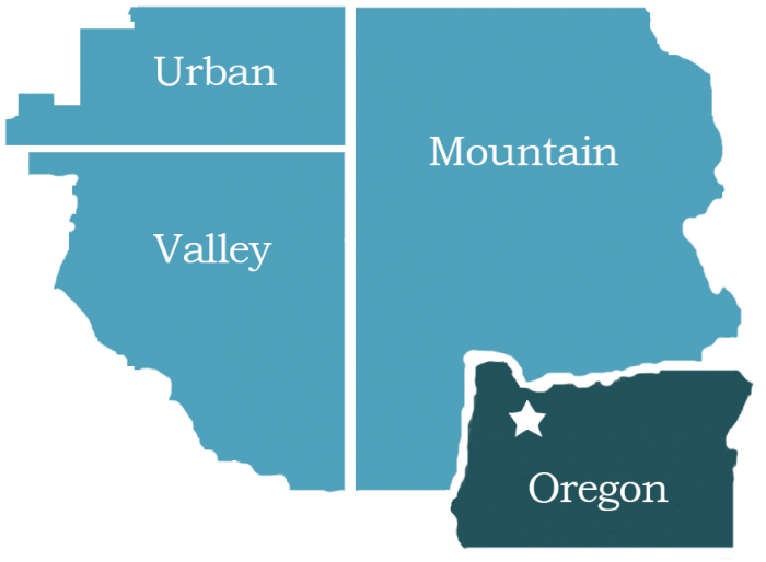 regions - Oregon's Mt. Hood Territory: An Urban Adventure