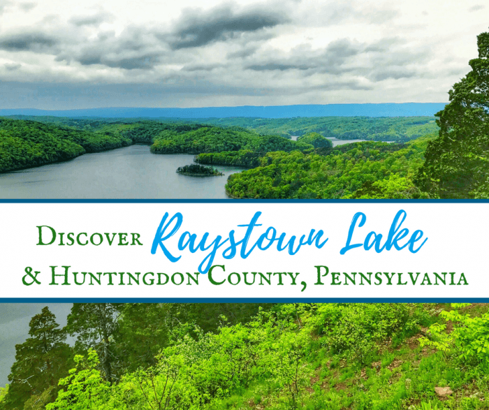 Raystown Lake 2 - Erie to the Raystown Lake Region: A Drive Across Pennsylvania