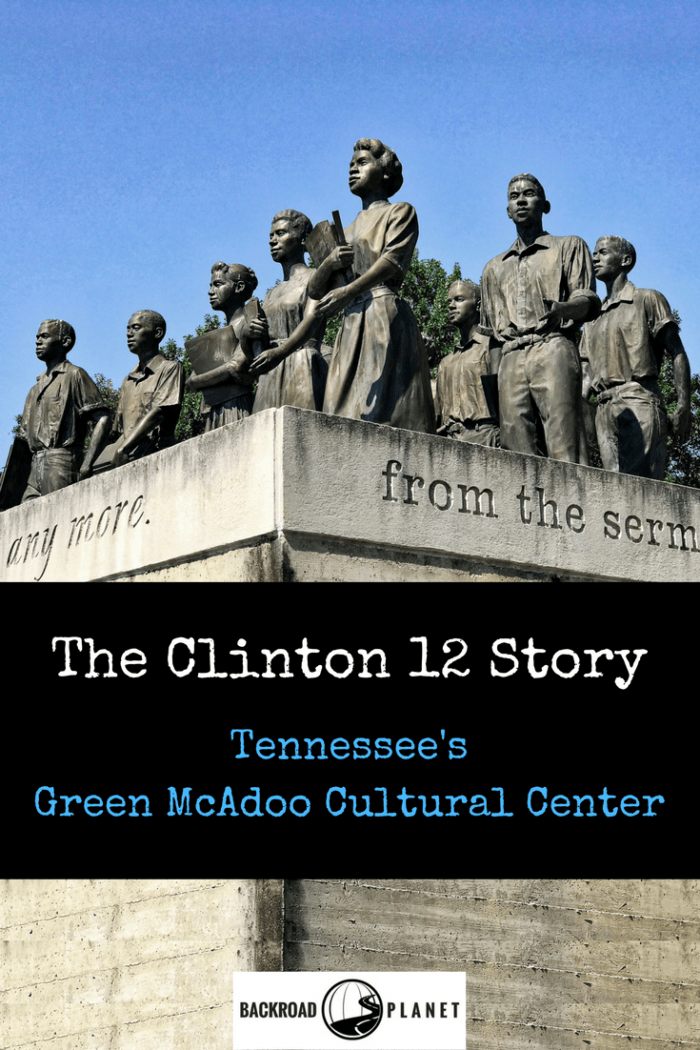 The Clinton 12 Story 4 - The Clinton 12 Story: Tennessee's Green McAdoo Cultural Center