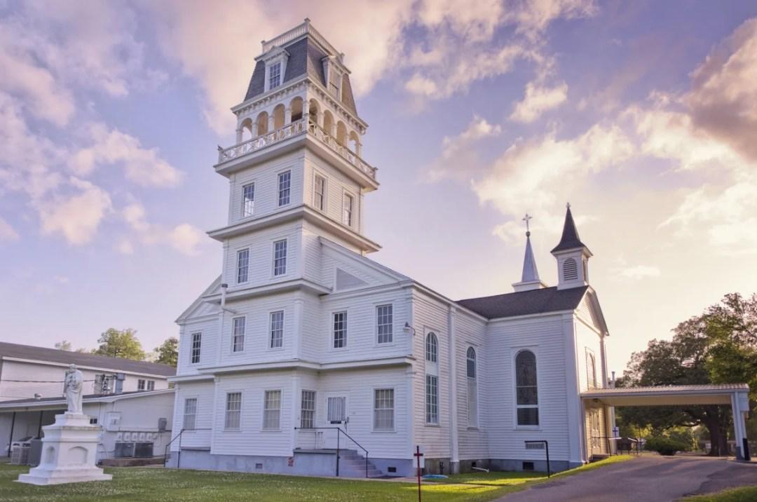 ATTRGrandCoteauStCharlesDSC 9990 - Cultural & Spiritual Encounters in St. Landry Parish Lousiana
