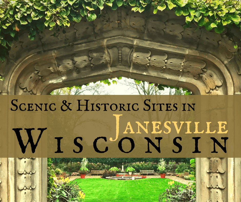 Janesville - Tour Scenic & Historic Sites in the City of Janesville, Wisconsin