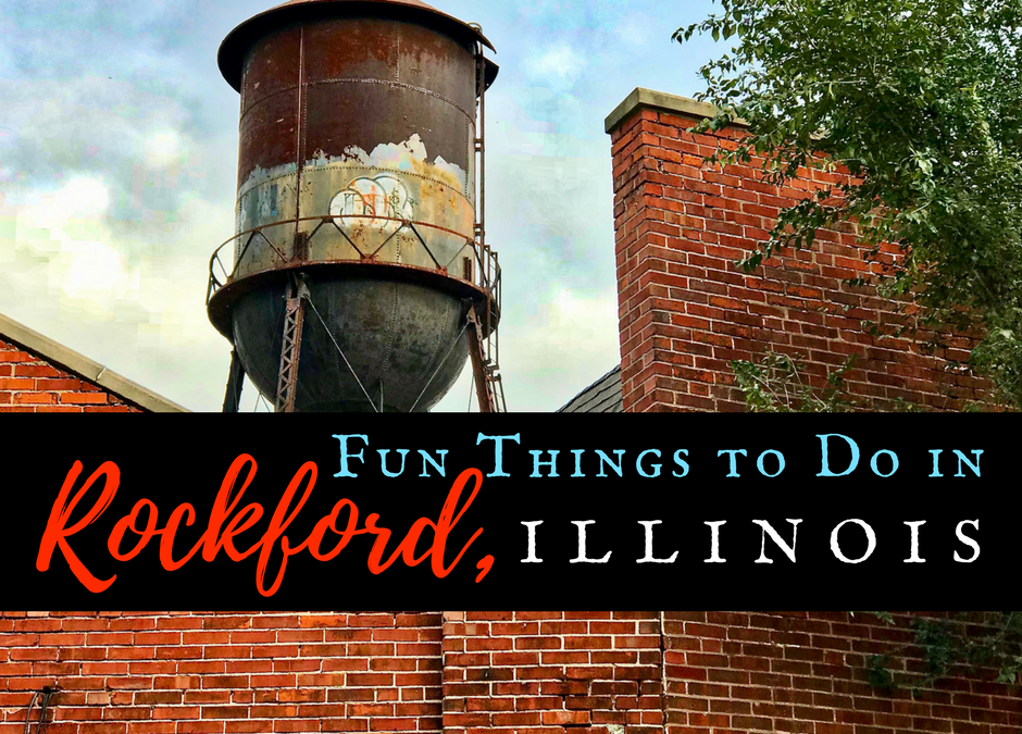 Fun Things to Do in Rockford, Illinois USA