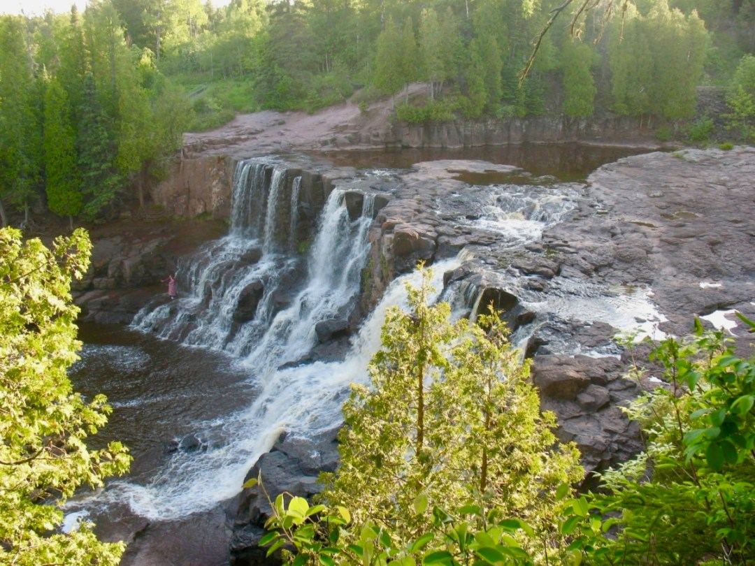 FeaturedImage1 GooseberryFalls MN - The Great Lakes Tour: A Circle Road Trip Itinerary
