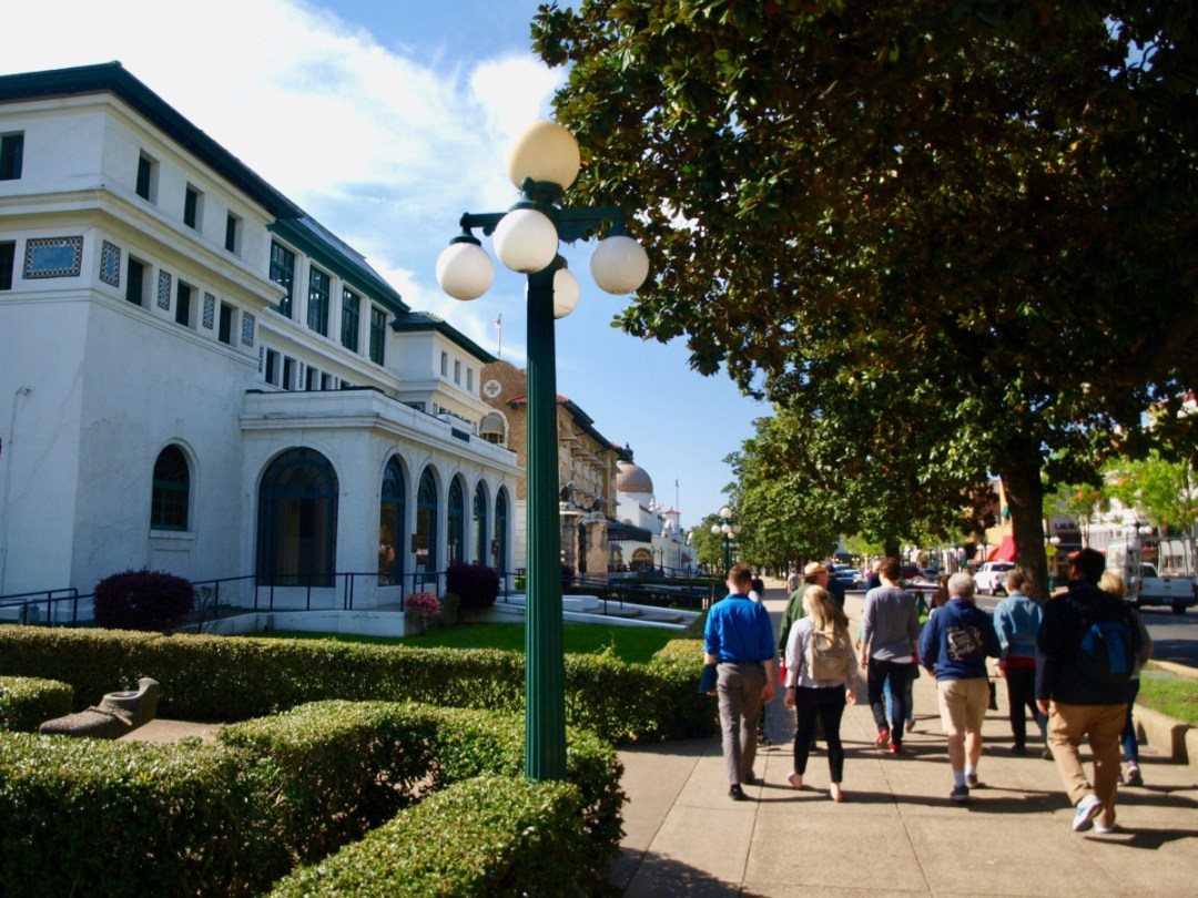 bathhouse b - 14 Top Attractions in Hot Springs, Arkansas