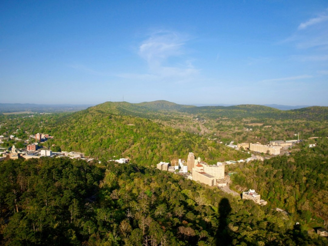 tower a - 14 Top Attractions in Hot Springs, Arkansas