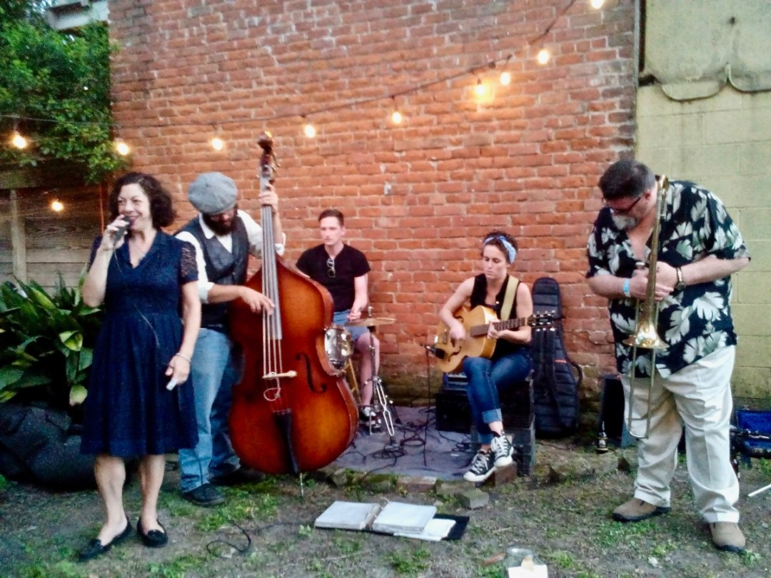 Backyard Marigny Concert - Uncover the Secrets of New Orleans Neighborhoods