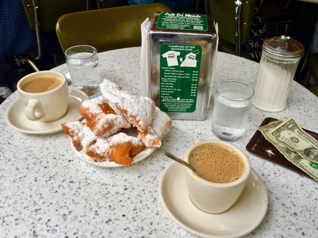 CafeDuMonde - Uncover the Secrets of New Orleans Neighborhoods