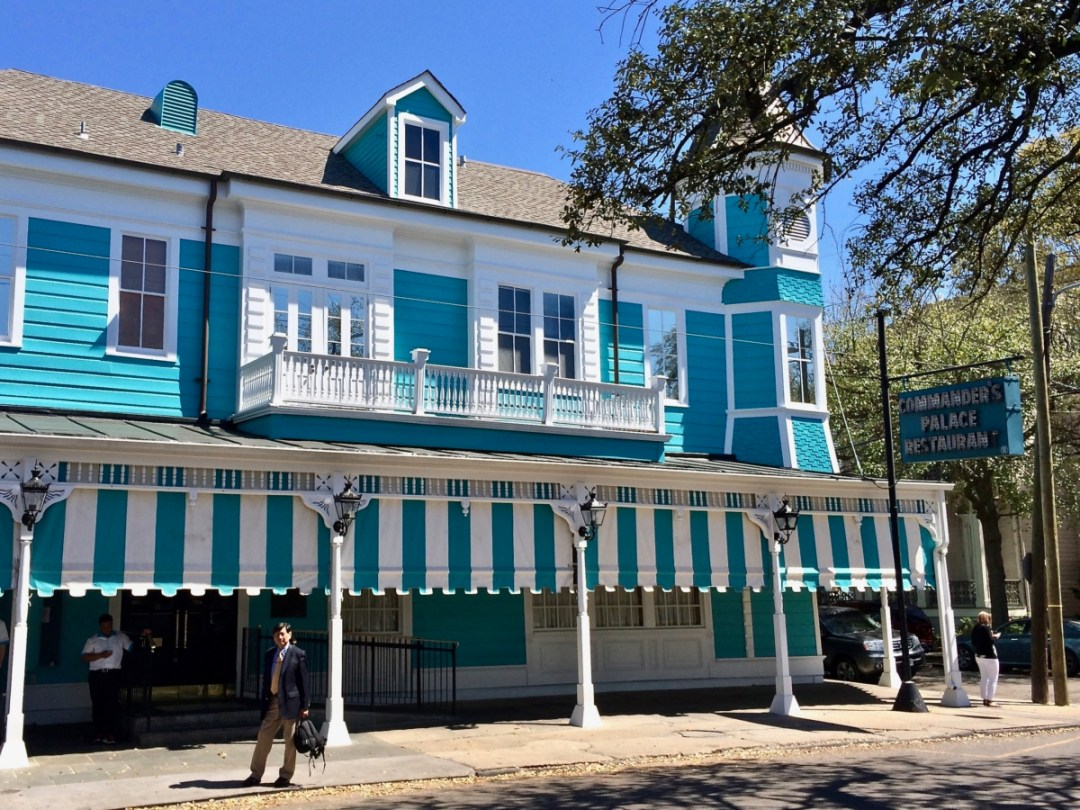 CommandersPalace - Uncover the Secrets of New Orleans Neighborhoods