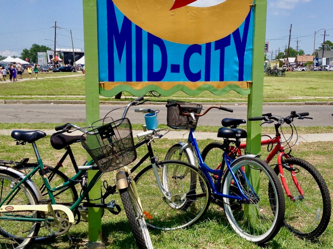 Mid City Bikes - Uncover the Secrets of New Orleans Neighborhoods