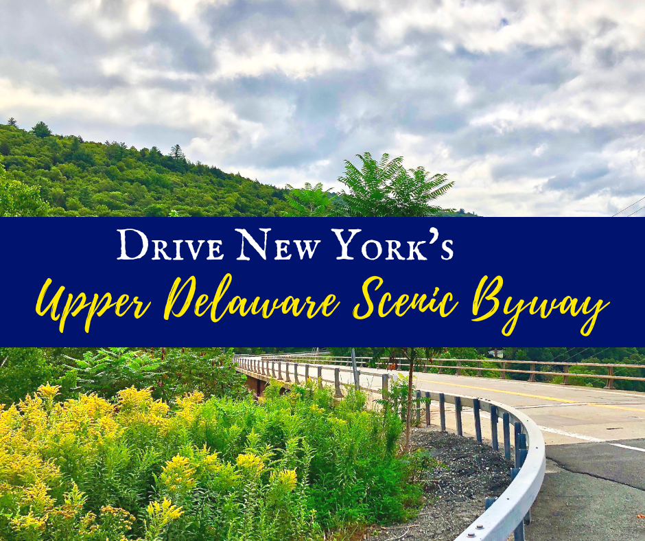 UDSB - Design Your Own Upstate New York Road Trip