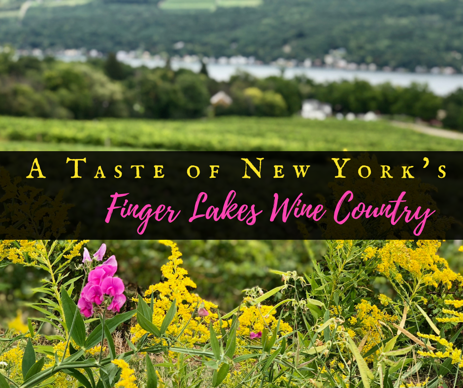 Finger Lakes Wine Country - Design Your Own Upstate New York Road Trip
