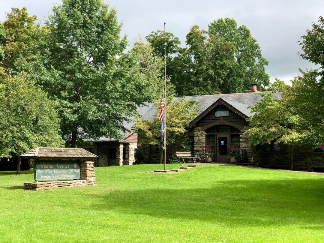 letchworth visitor center - Things to Do in Letchworth State Park