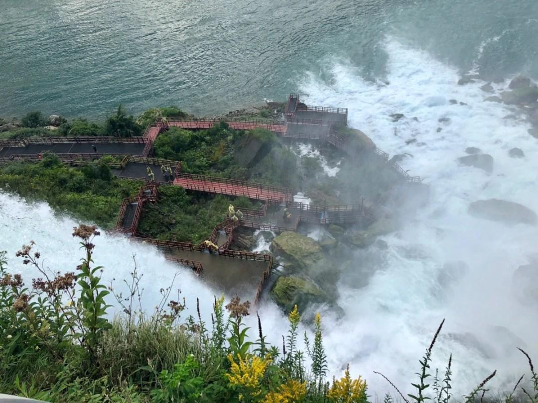 Cave of the Winds - 3 Awe-Inspiring Niagara Falls USA Attractions