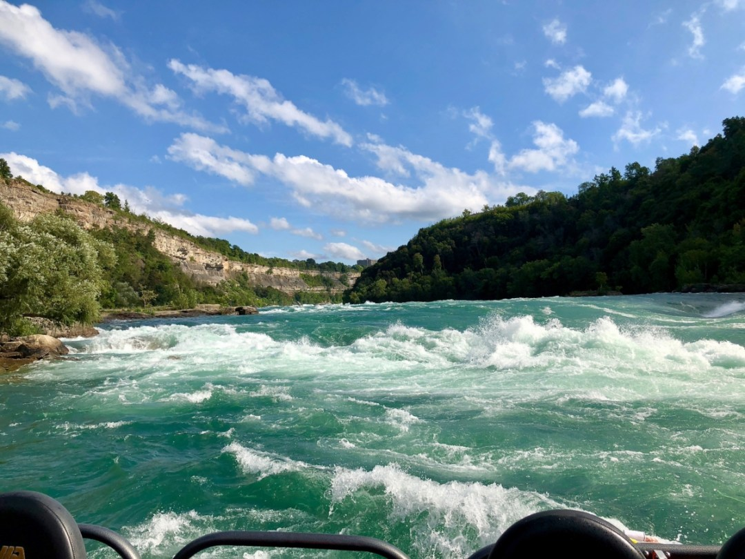 Niagara River 2 - 3 Awe-Inspiring Niagara Falls USA Attractions