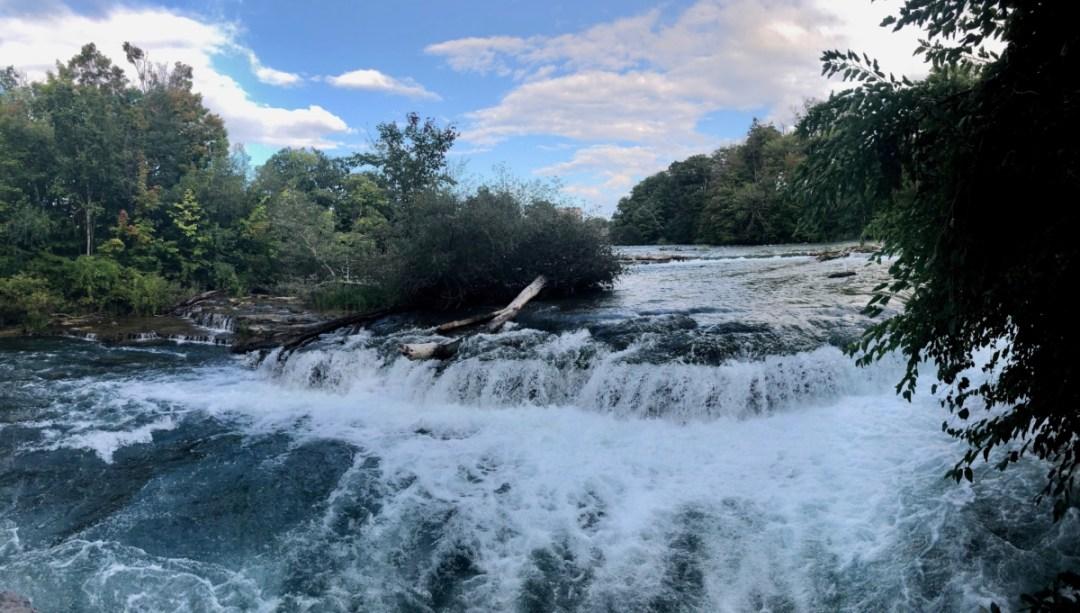 Niagara River rapids - 3 Awe-Inspiring Niagara Falls USA Attractions