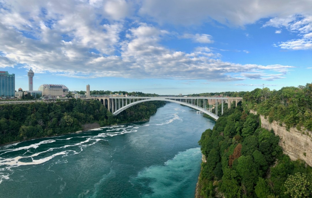Rainbow Bridge - 3 Awe-Inspiring Niagara Falls USA Attractions