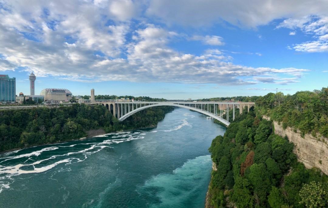 Rainbow Bridge - 3 Awe-Inspiring Niagara Falls USA Attractions