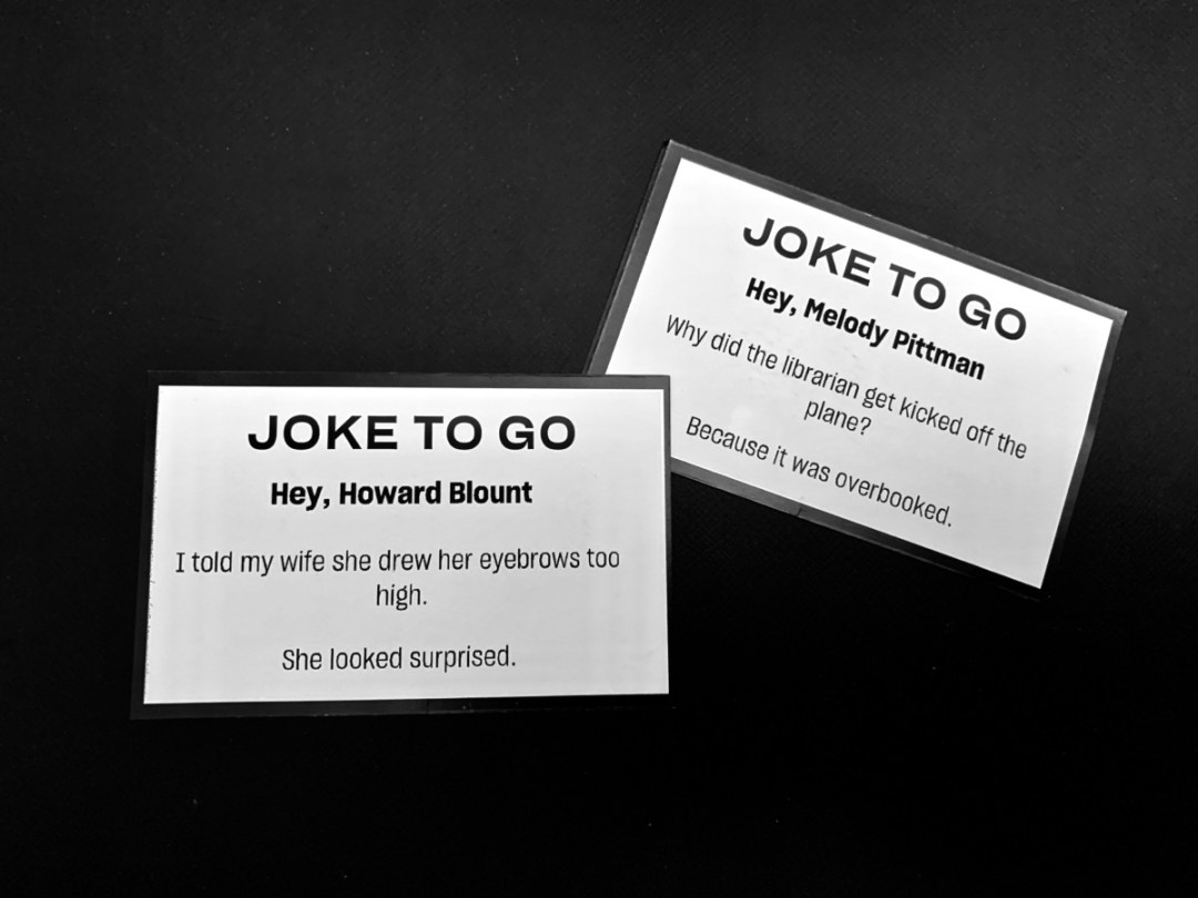 card jokes - Find Fun and Laughter in Upstate New York