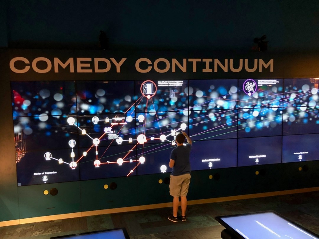 comedy continuum - Find Fun and Laughter in Upstate New York