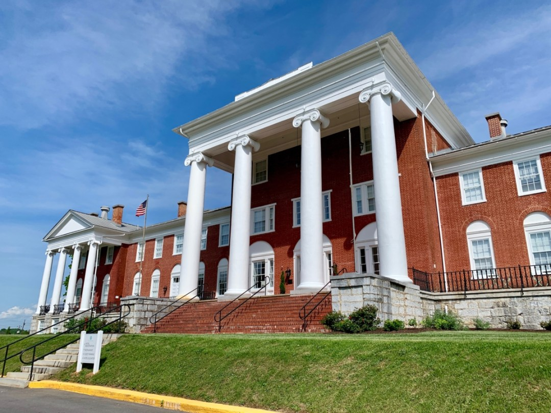 Blackburn Inn Front - Fun Things to Do in Staunton Virginia