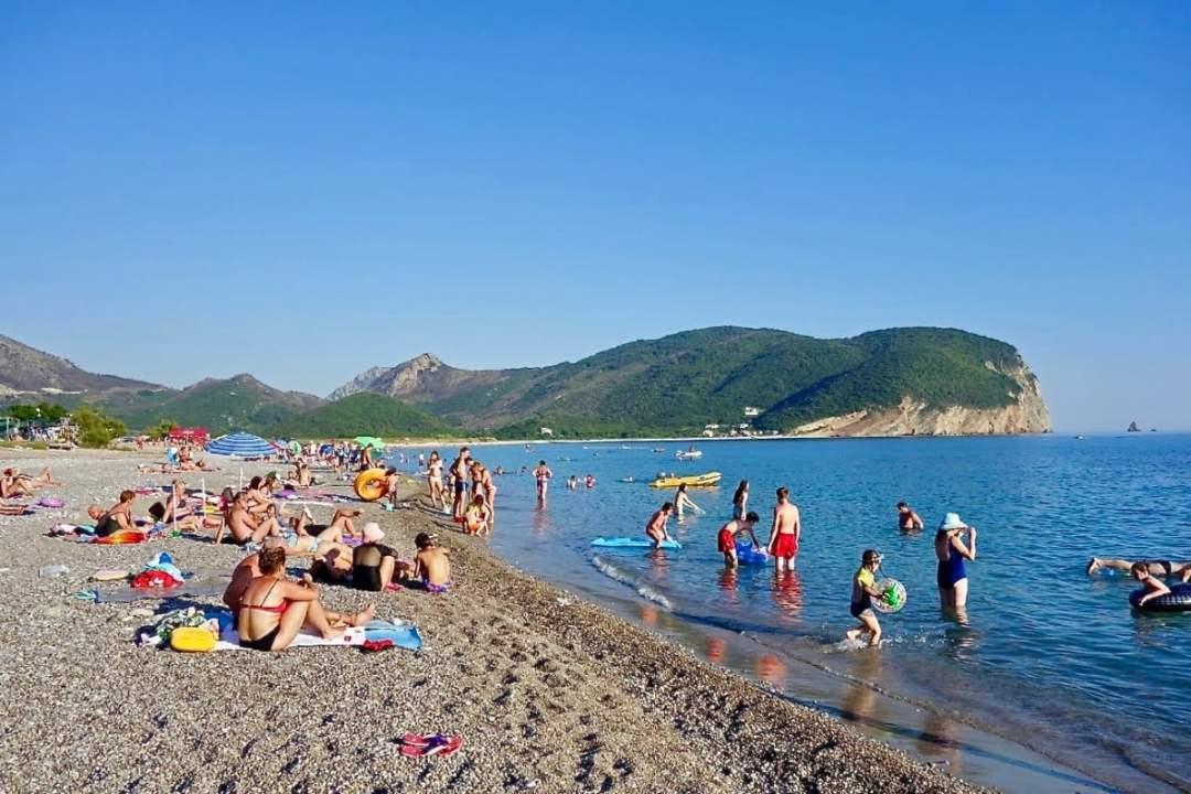 Buljarica beach - Roadtripping, Hiking & Camping Montenegro Best Places