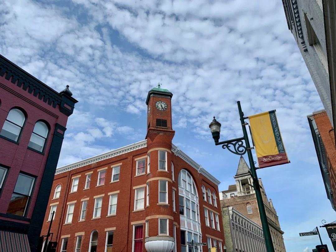 Staunton Clock Tower - Fun Things to Do in Staunton Virginia