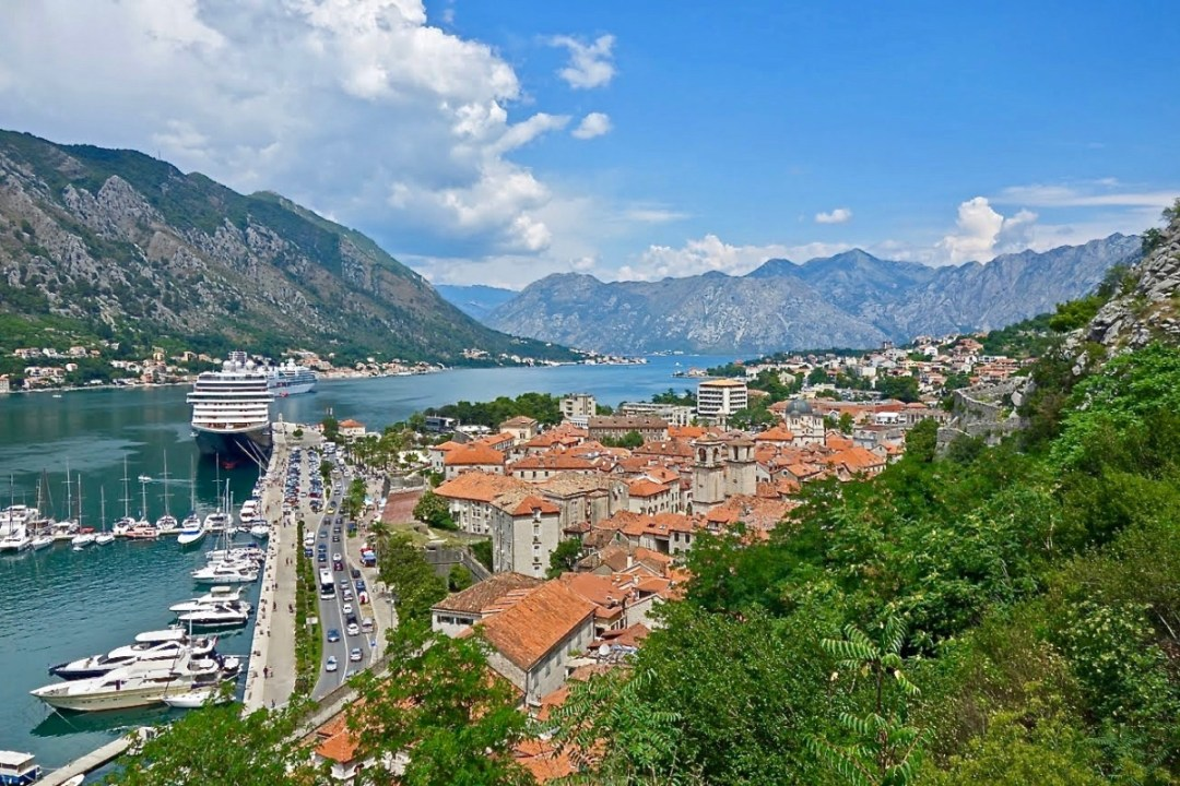View of Kotor - Roadtripping, Hiking & Camping Montenegro Best Places