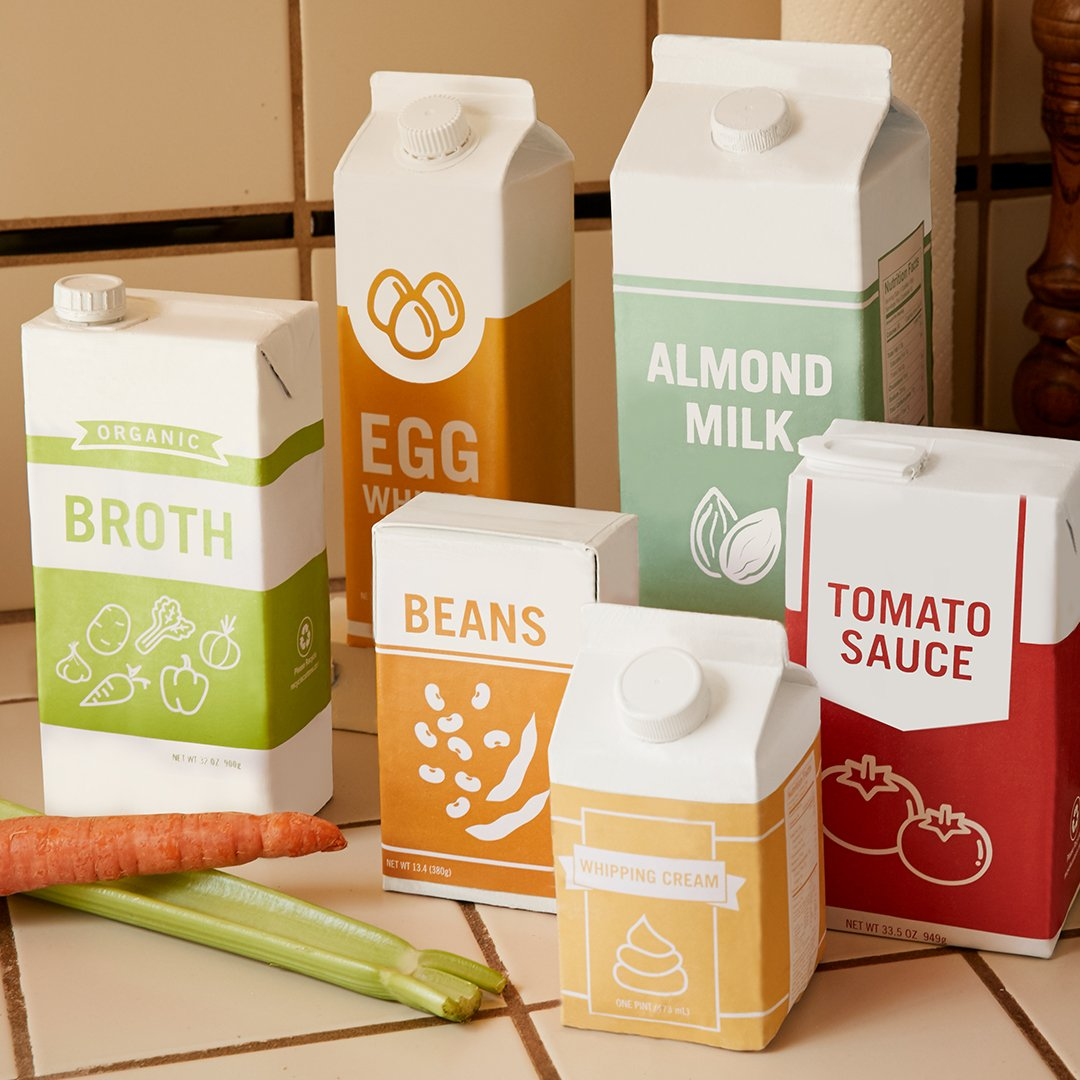 Food and Beverage Cartons - Are Milk Cartons Recyclable?: A Guide for Consumers