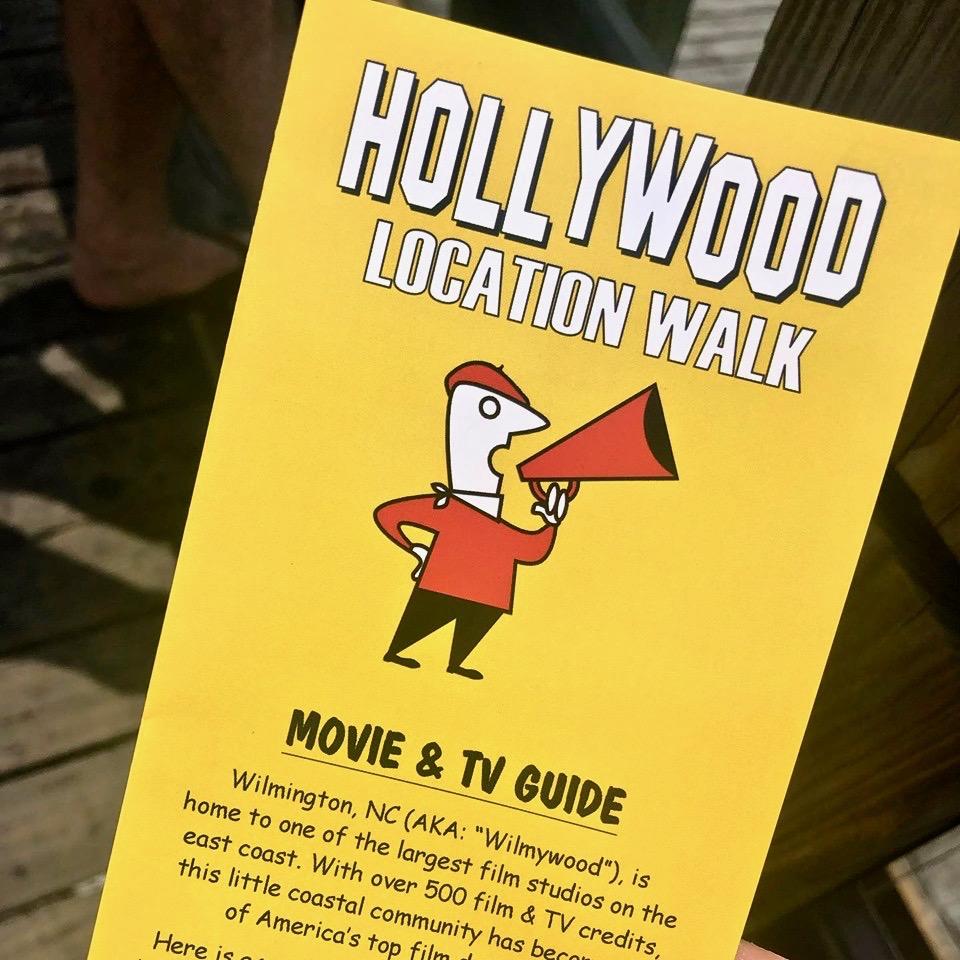 Hollywood Location Walk - Wilmington, North Carolina: Hooray for Hollywood & Hometown Hospitality!