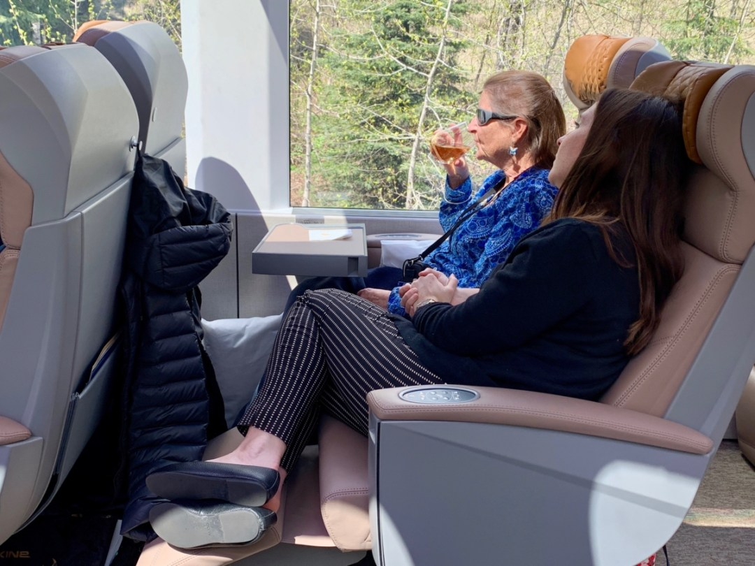 Rocky Mountaineer Train Relax - All Aboard the Rocky Mountaineer! An Insider's Guide to Your Journey by Rail