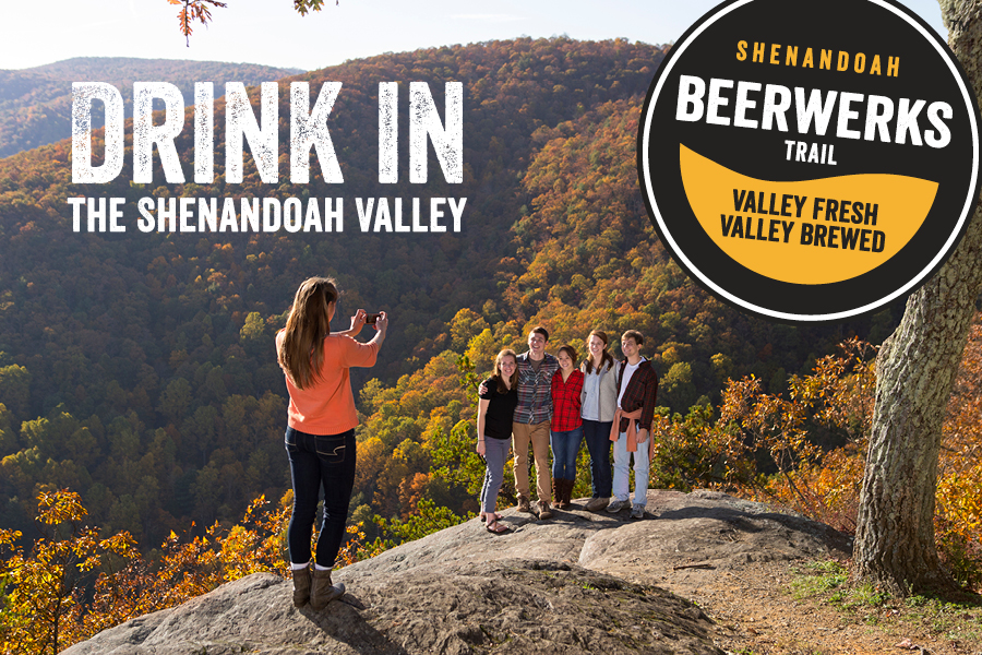Shenandoah Beerwerks Trail - 10 Popular Craft Breweries & Restaurants in Waynesboro Virginia