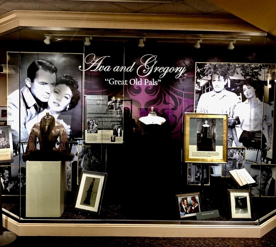 Ava Gardner Museum Gregory Peck - The Ava Gardner Museum: Tracing the Barefoot Contessa's Carolina Roots