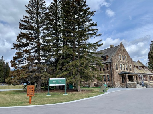 Banff National Park Administration Building