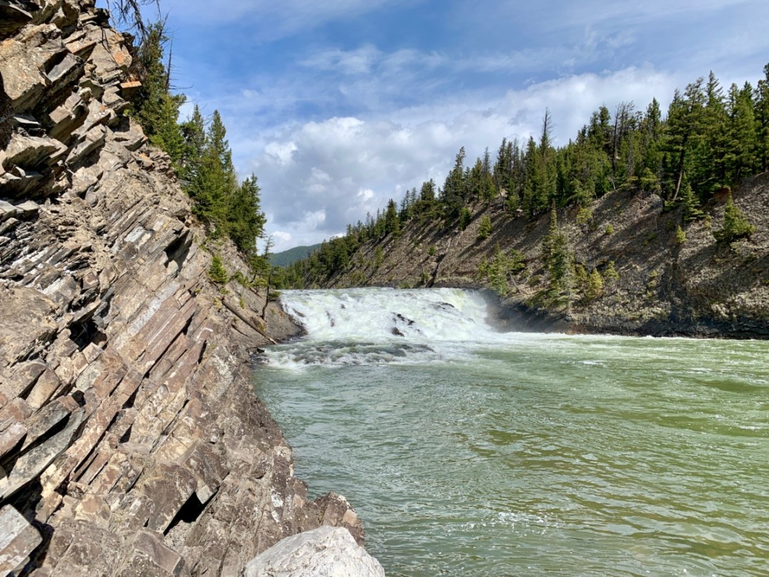 Bow Falls - The Best Sites & Activities for a Town of Banff Adventure