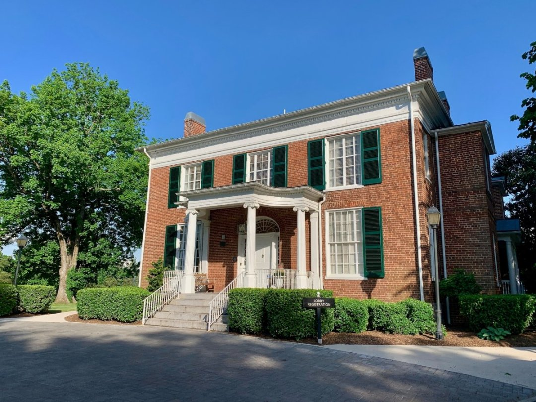 Col Alto Manor House - Scenic & Historic Things to Do in Lexington, Virginia
