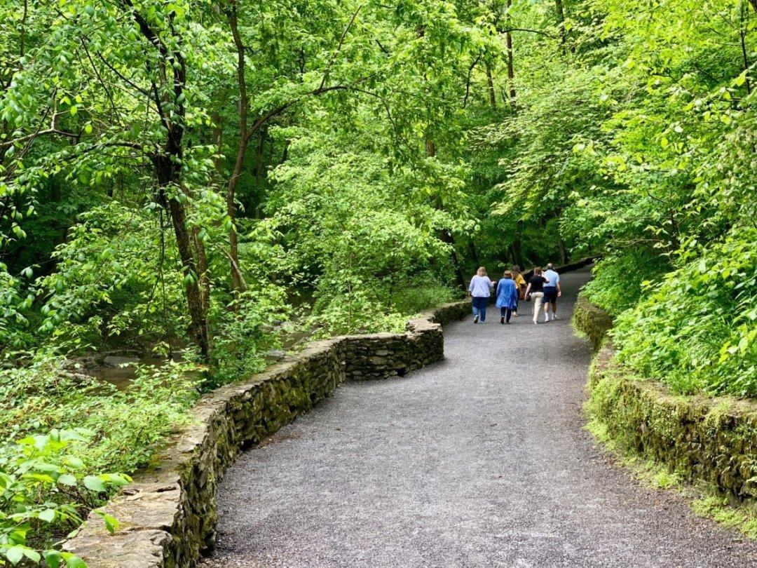 Natural Bridge Trail - Scenic & Historic Things to Do in Lexington, Virginia