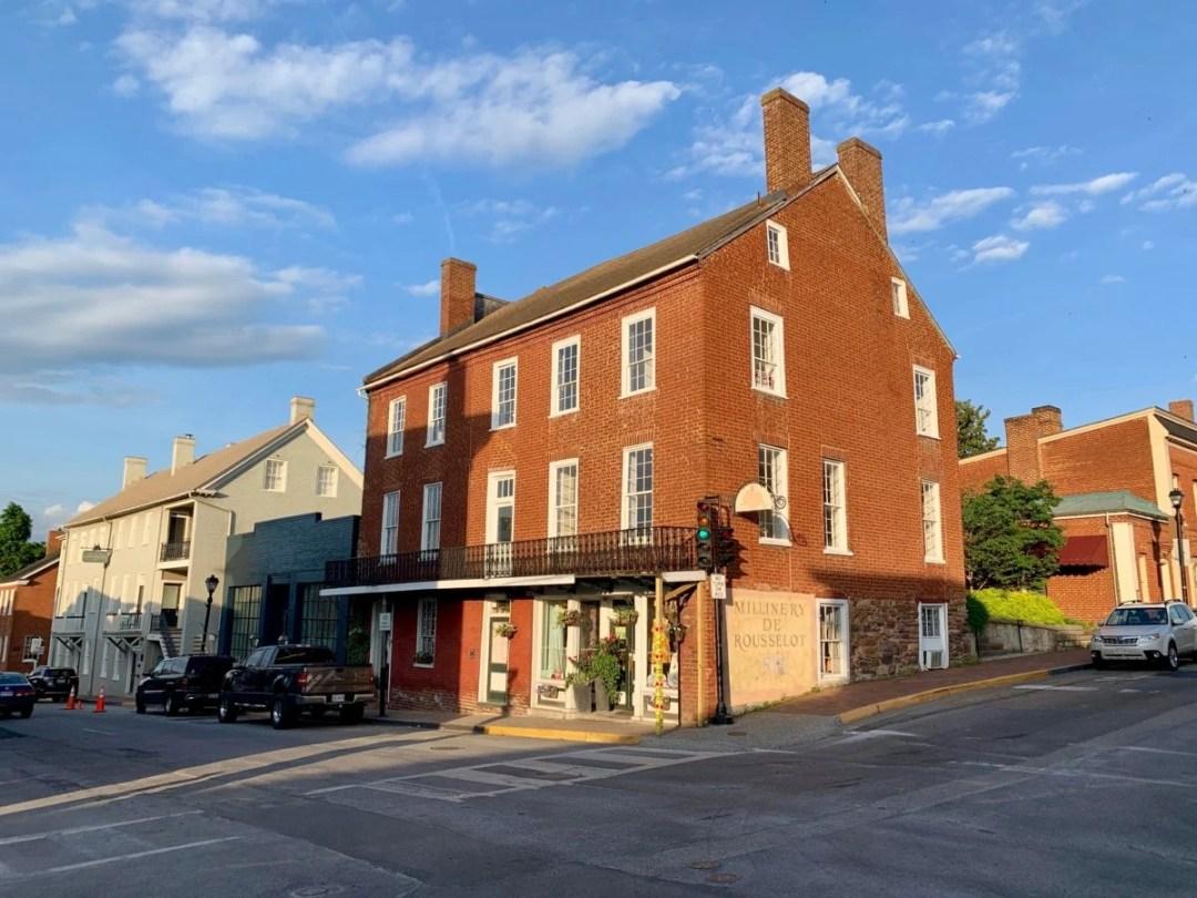 Sommersby Movie Location Lexington Virginia - Scenic & Historic Things to Do in Lexington, Virginia