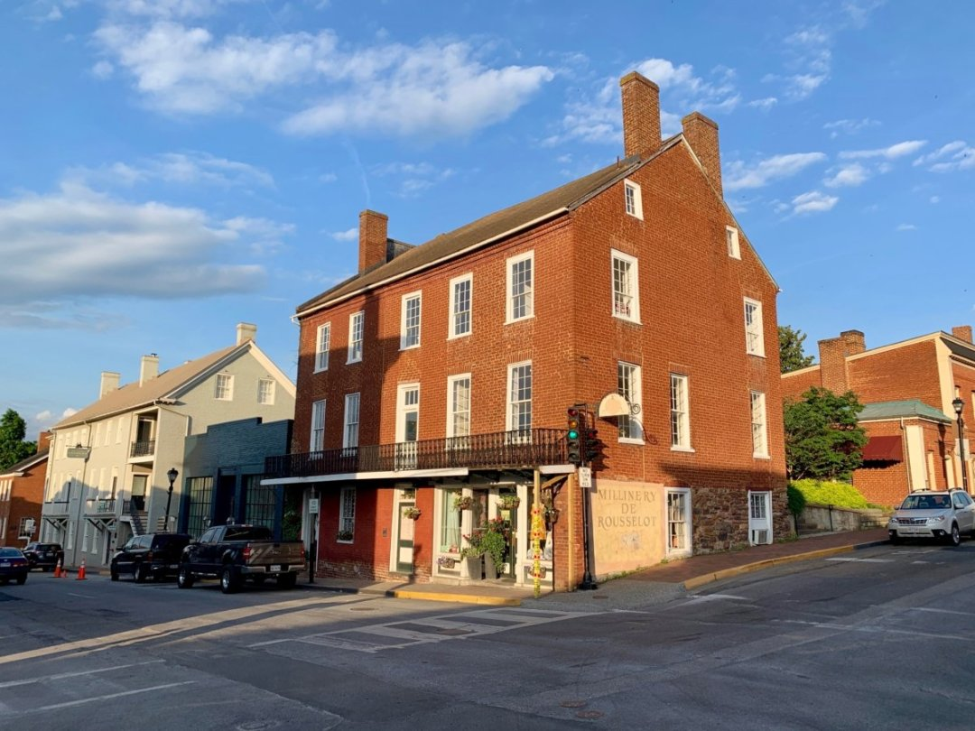 Sommersby Movie Location Lexington Virginia - Scenic & Historic Things to Do in Lexington, Virginia