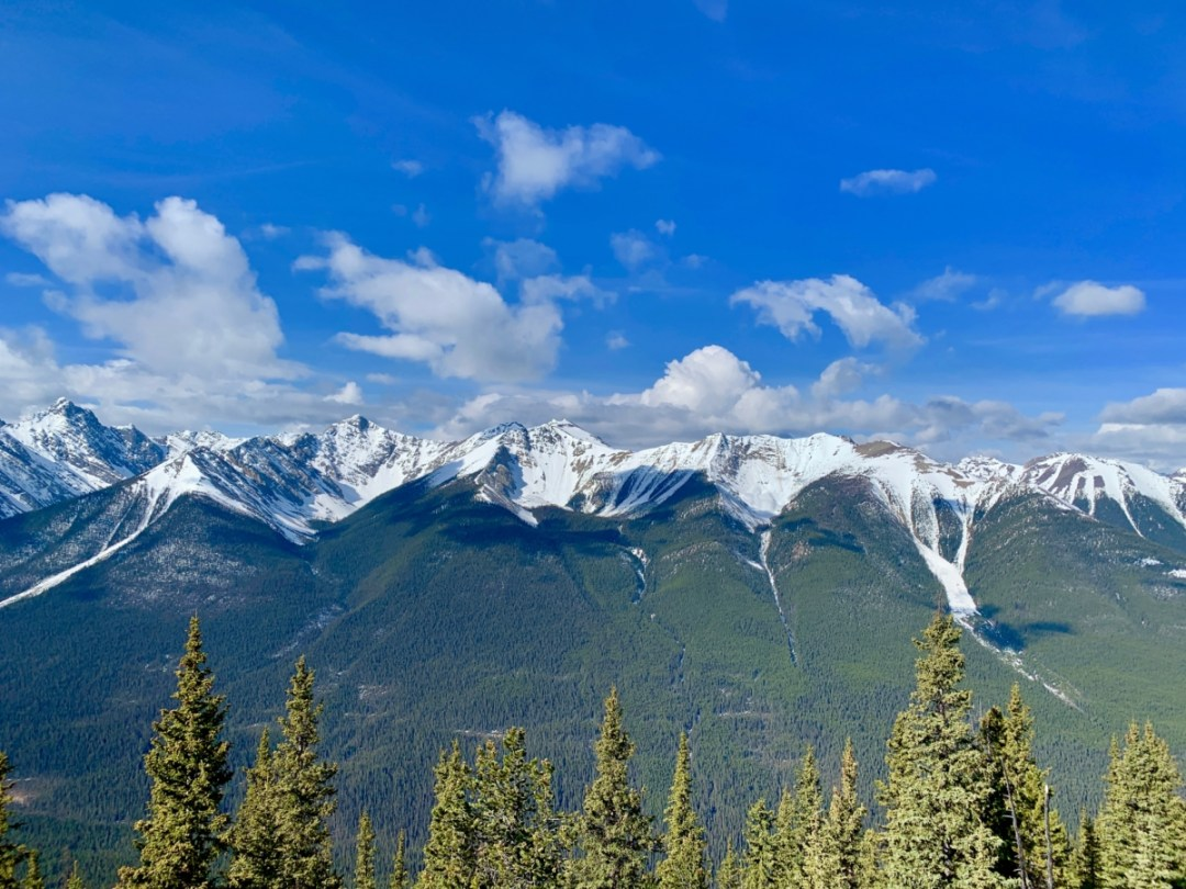 Sundance Mountain Range - The Best Sites & Activities for a Town of Banff Adventure