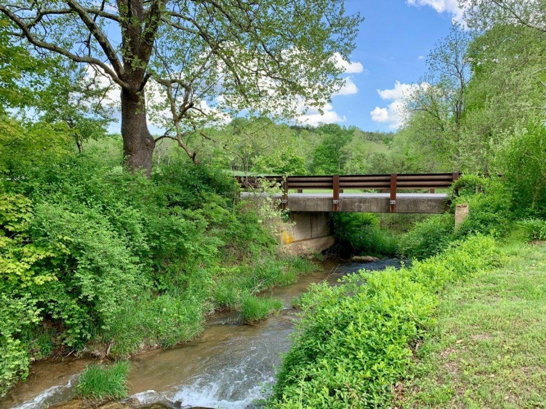 Wades Mill Bridge - Scenic & Historic Things to Do in Lexington, Virginia