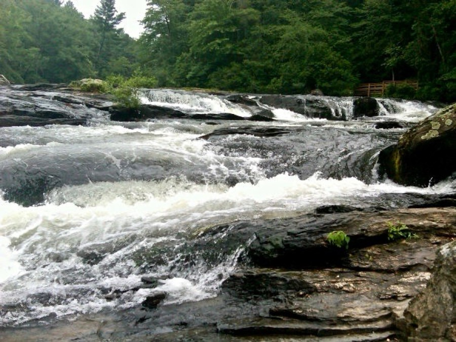 Edge of the World 5 - North Georgia Swimming Holes & Waterfalls You Can Swim In