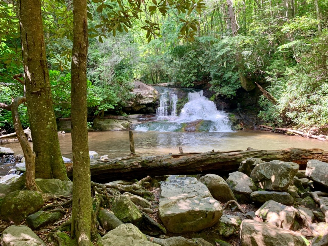 Hemlock Falls - North Georgia Swimming Holes & Waterfalls You Can Swim In