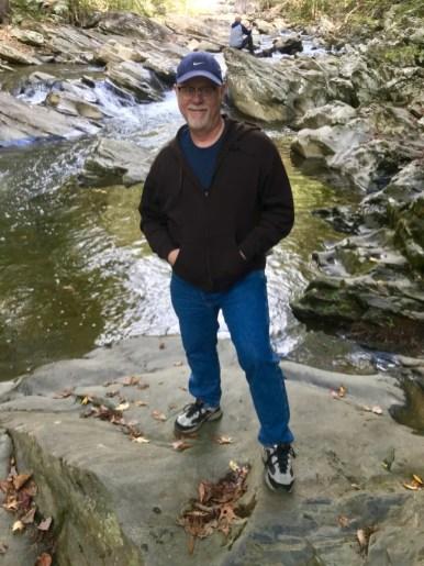 Howard Blount near Emery Creek Falls Trailhead