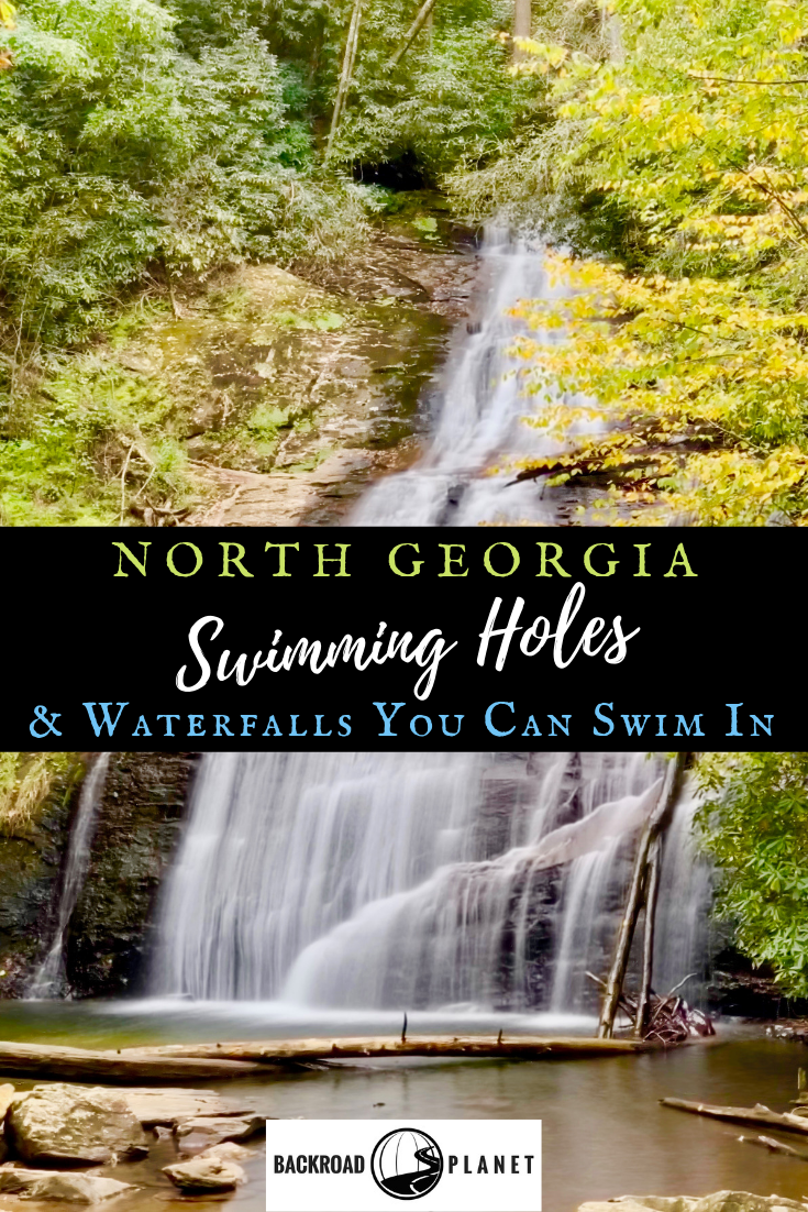 North Georgia Swimming Holes Pinterest - North Georgia Swimming Holes & Waterfalls You Can Swim In