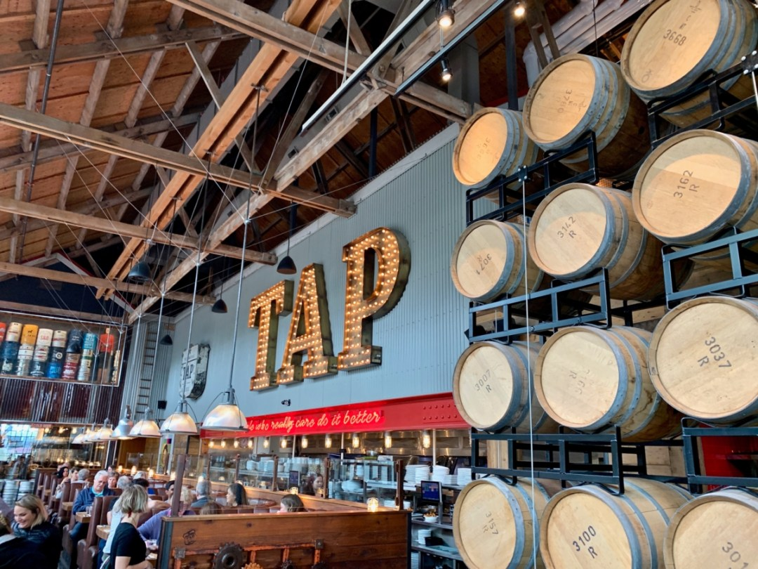 Tap Barrel Vancouver - Tour Capilano Suspension Bridge Park and See Vancouver in a Day