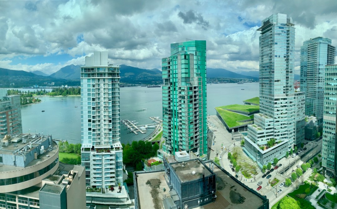 Vancouver Harbour and Skyline - Tour Capilano Suspension Bridge Park and See Vancouver in a Day