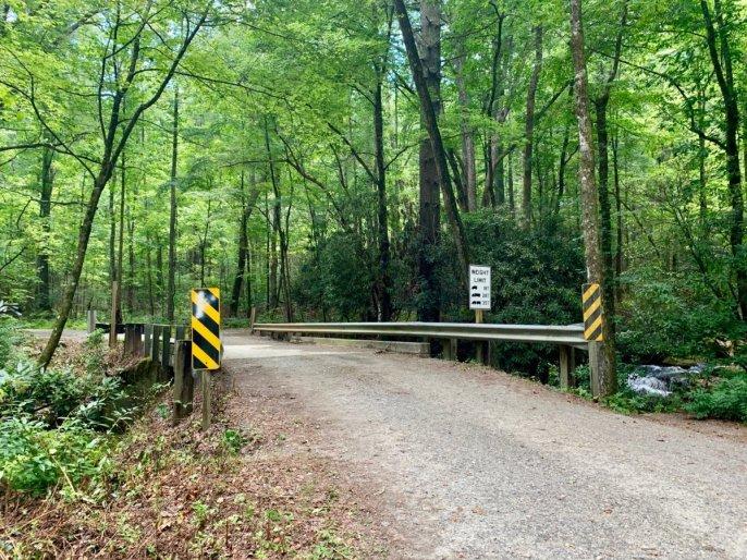 Bridge Over Wildcat Creek